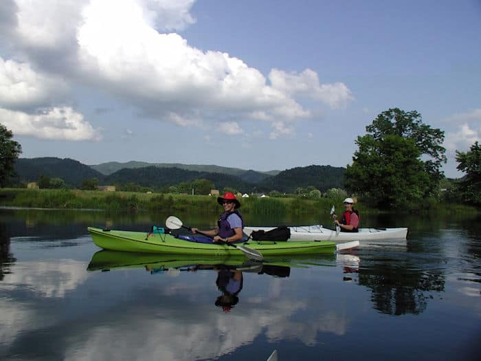 Kayaking | Guided Kayak Adventures | Watauga Kayak TN-NC