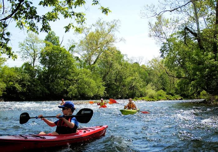 RIver Kayaking | River Rafting Challenge | Rafting in Bristol TN