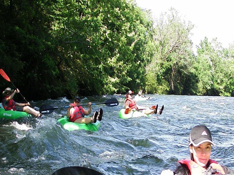 rollercoaster rapid watauga river