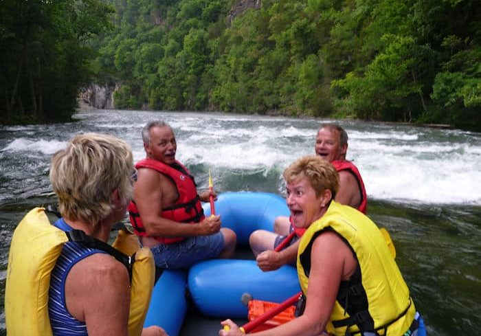 Rafting | White Water Rafting Adventures | Watauga Kayak